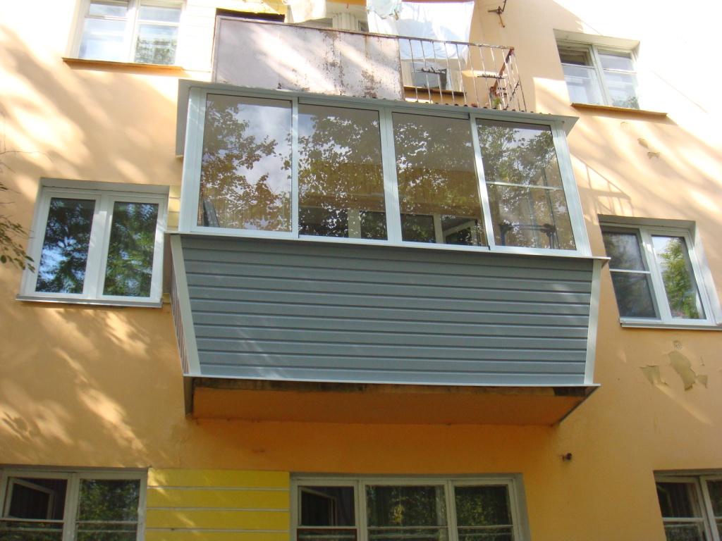 Остекление балконов в подмосковье недорого.
